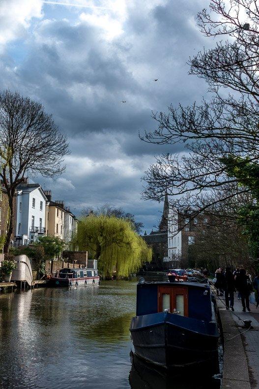 Regents Canal Camden