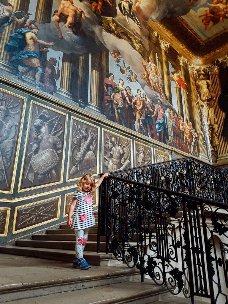 Hampton Court Palace virtual tour