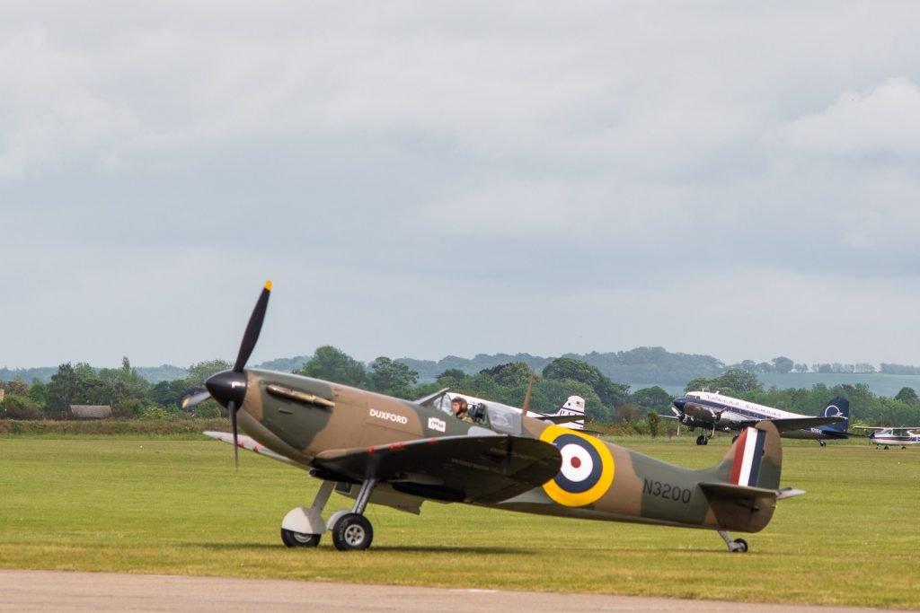 RAF Spitfire museum