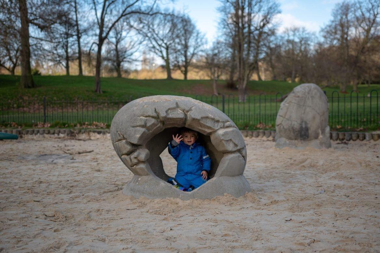 Crystal Palace Playground
