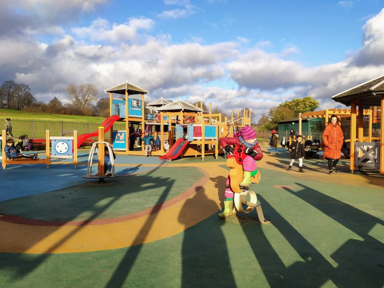 Parliament Hill Playground