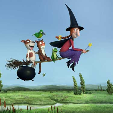Room on the Broom movie for children