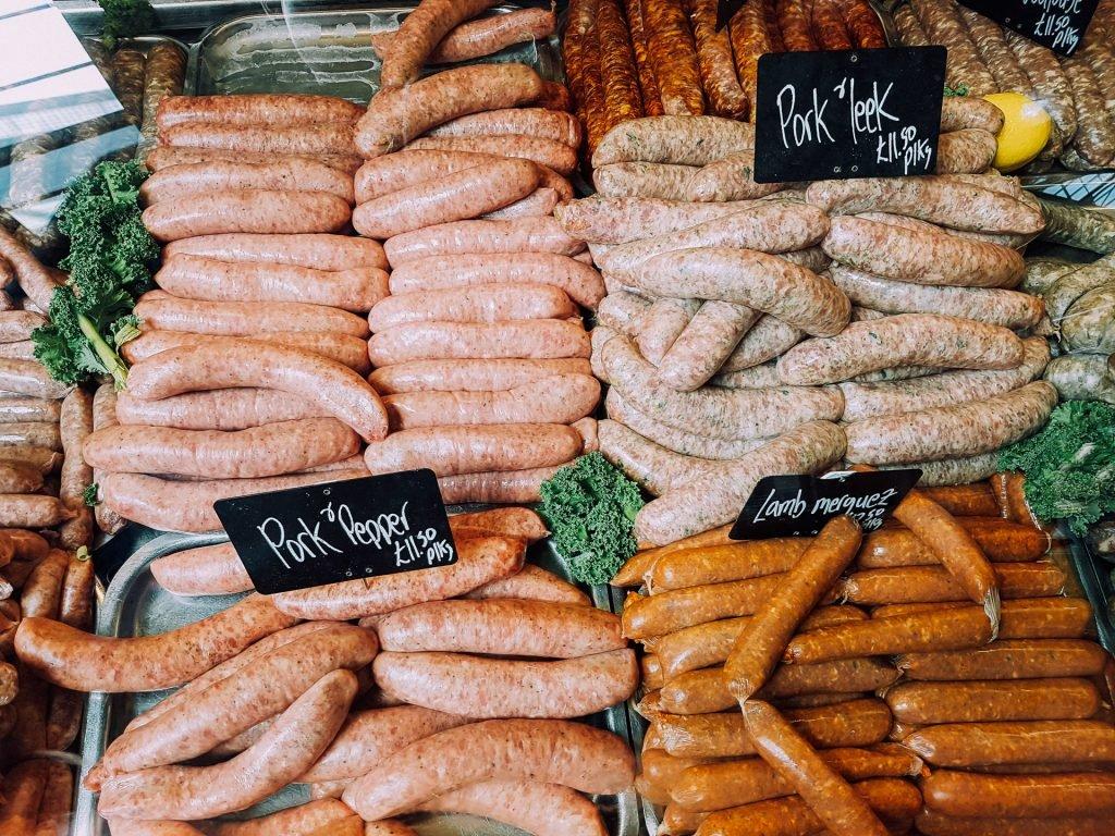 ginger pig, borough market