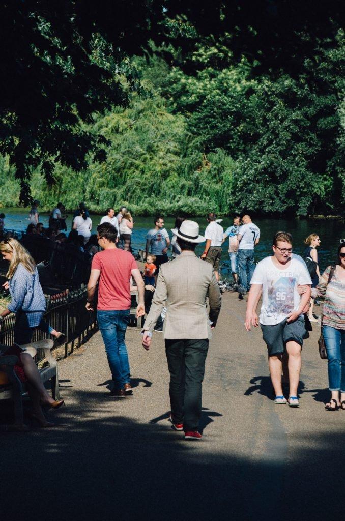 St James Park Lane West London