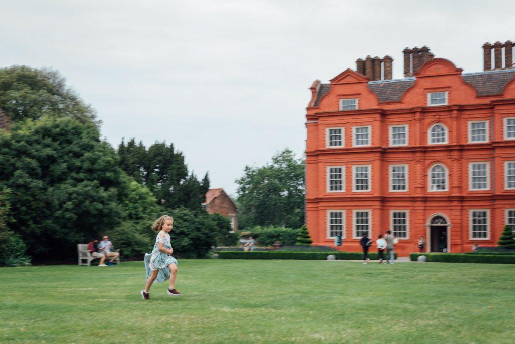 Kew Gardens in South West London