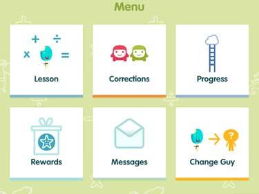 Komodo maths app for kids