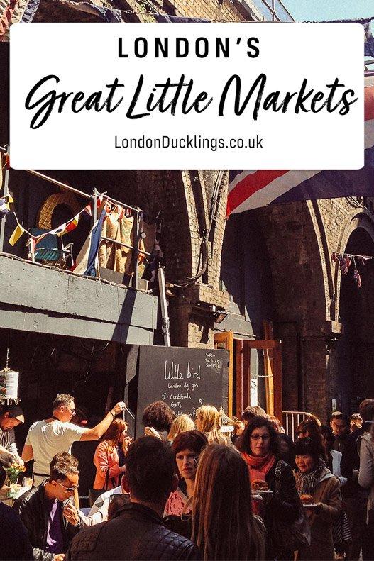 London's Great Little Markets