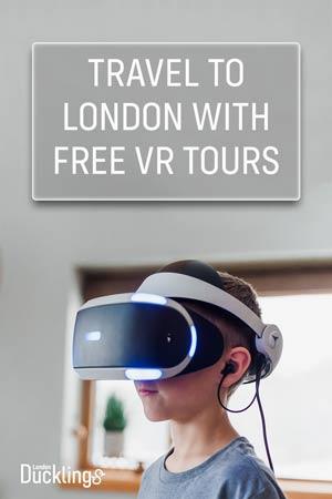 Virtual Tours of London