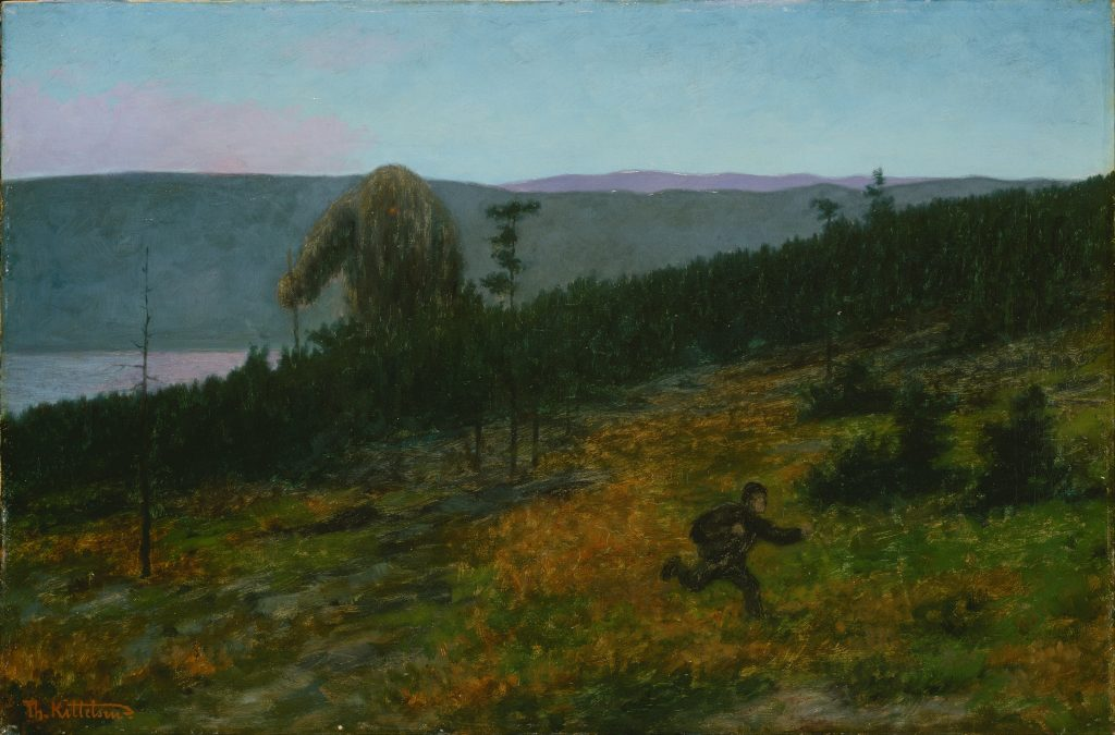 Theodor Kittelsen, fairy tales