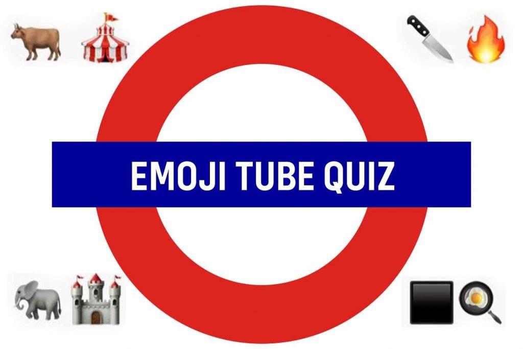 London Tube Station Quiz