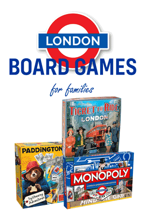 London Family Board Games