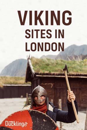 Viking sites in London